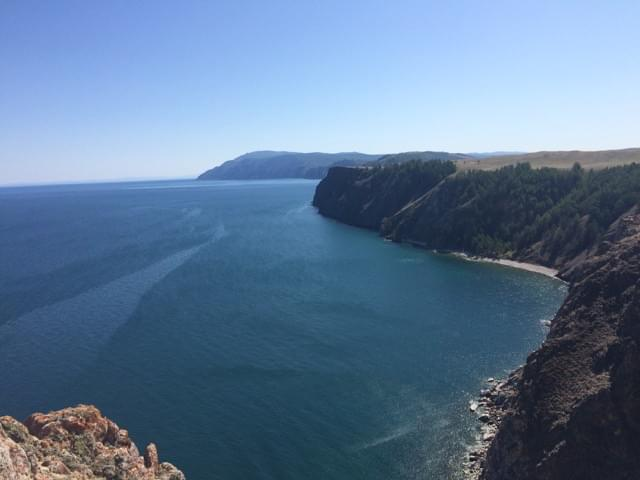 Olkhon Island and Lake Baikal