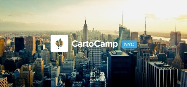 CartoCamp Meetup