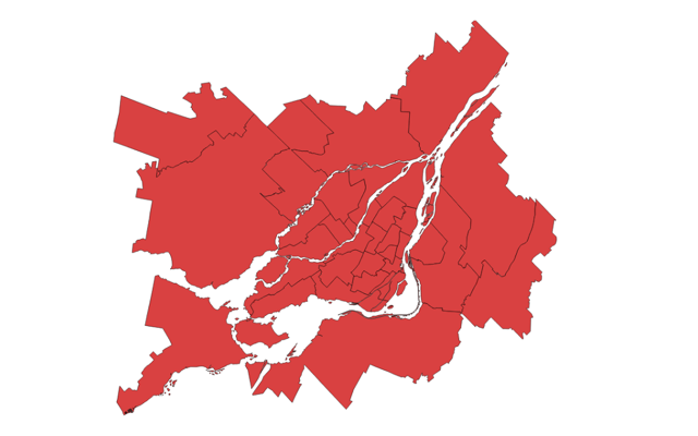 Montreal Polygons