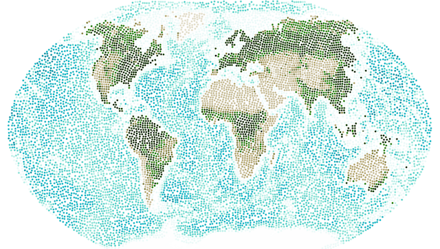 Free Your Maps from Web Mercator! — CARTO Blog Definition Of Mercator Map on