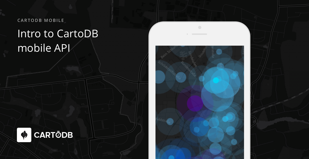 Intro to CartoDB Mobile API