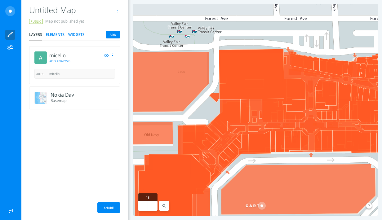 Indoor Maps with Micello