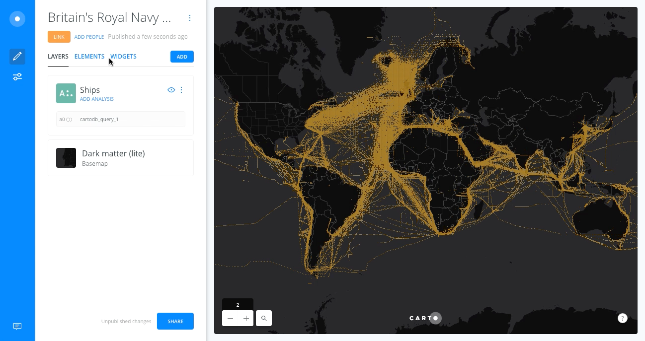 Creating Animated Maps with CARTO Builder