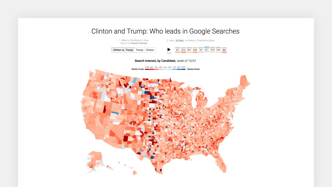 Reimagining Political Campaigns with our Election Mapping Webinar