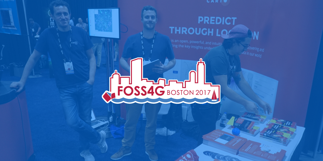 What We Learned About Open-Source Geospatial Technology at FOSS4G