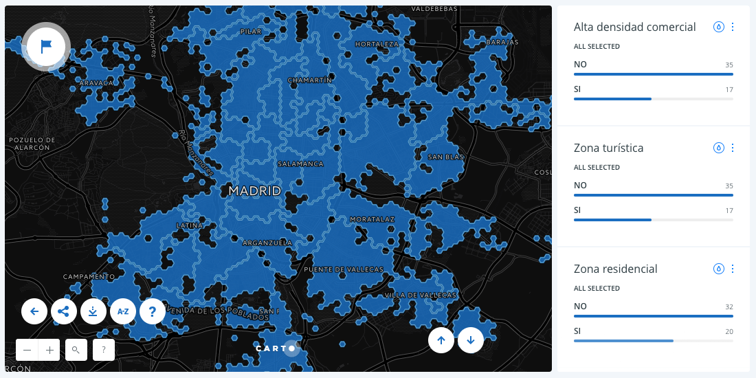 How BBVA is Understanding Cities by Analyzing Credit Card Data