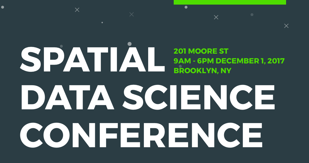 Spatial Data Conference