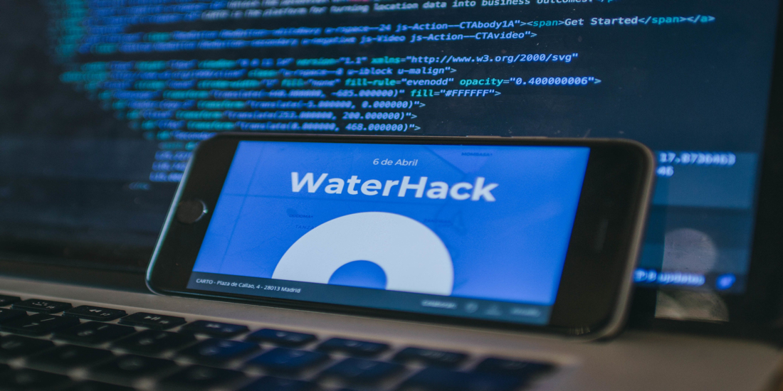 How our solutions team engineered WaterHack 2018