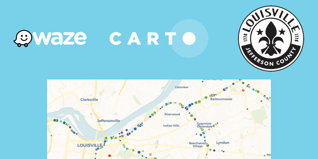 Announcing Open Source Tools Connecting CARTO and Waze