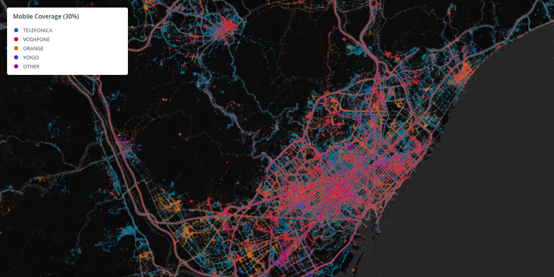 7 Maps Deriving New Insight From Mobile Data
