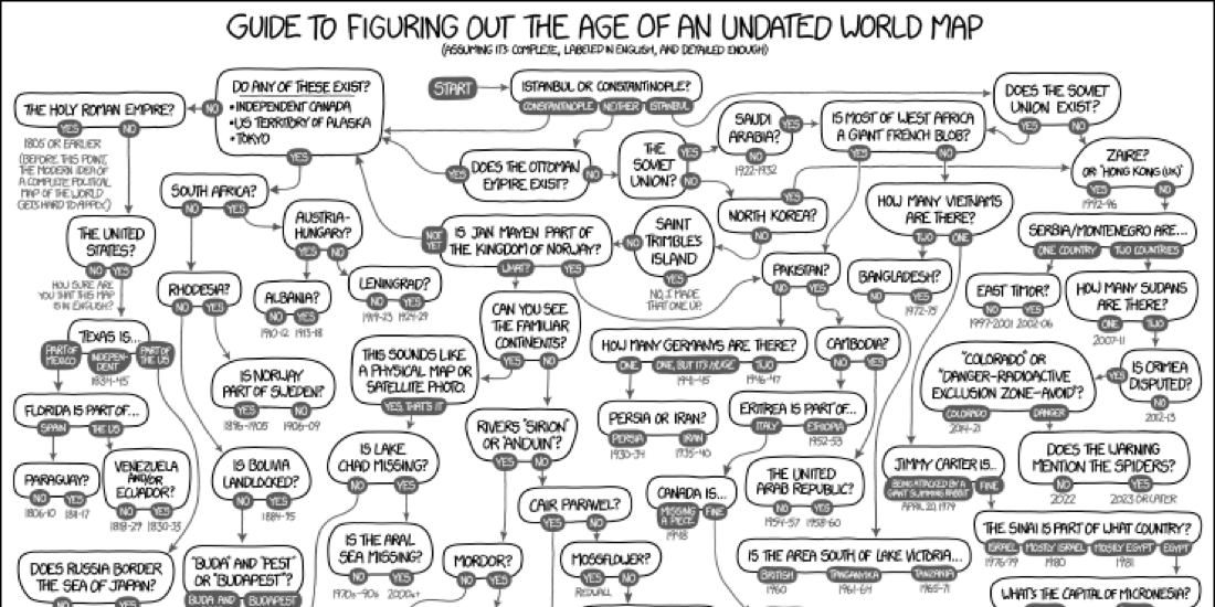 XKCD Map Age Guide