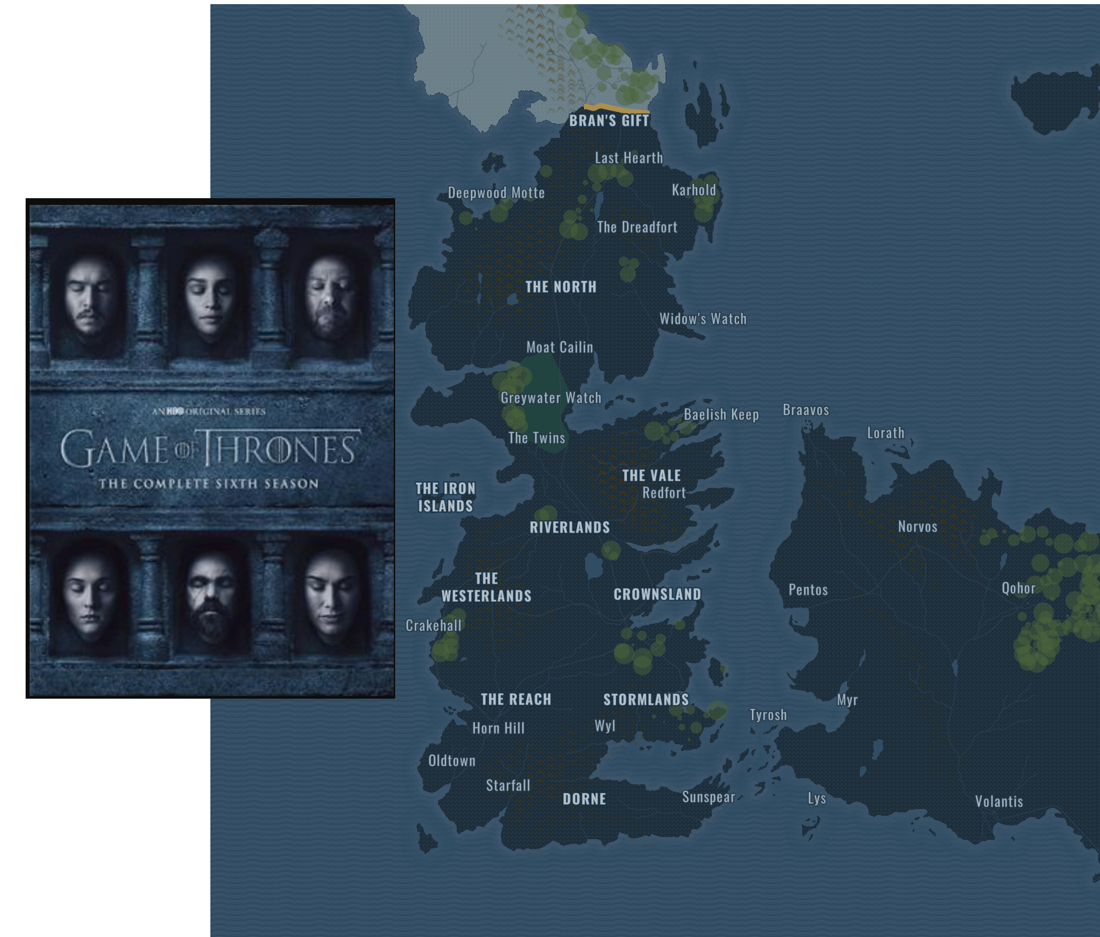 Making the Map: Game of Thrones Trivia | CARTO Blog on the kingsroad, jersey shore map, dallas map, camelot map, clash of kings map, a storm of swords map, winterfell map, themes in a song of ice and fire, jericho map, sons of anarchy, the prince of winterfell, a clash of kings, gendry map, downton abbey map, game of thrones - season 2, a storm of swords, got map, game of thrones - season 1, guild wars 2 map, tales of dunk and egg, the pointy end, star trek map, a game of thrones: genesis, a golden crown, walking dead map, justified map, winter is coming, a game of thrones collectible card game, valyria map, world map, spooksville map, a game of thrones, lord snow, bloodline map, qarth map, works based on a song of ice and fire, narnia map, fire and blood,