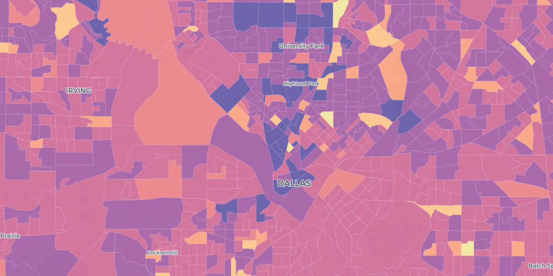 Up-to-date Consumer & Demographic Data: The Backbone for Spatial Analysis