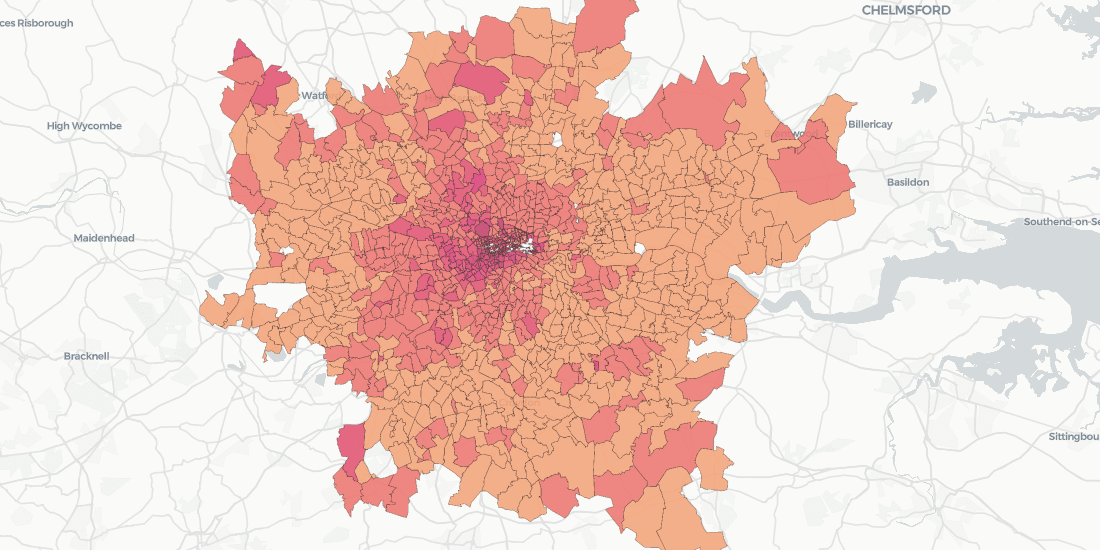 Doorda in CARTO: UK Demographics, Socio-economic Data, and More