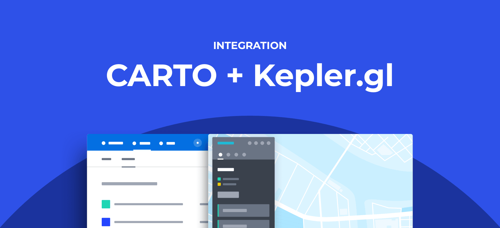 CARTO + Kepler.gl: Two Tools, One Workflow