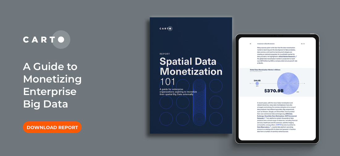 Data Monetization: A Complimentary Guide for Enterprise