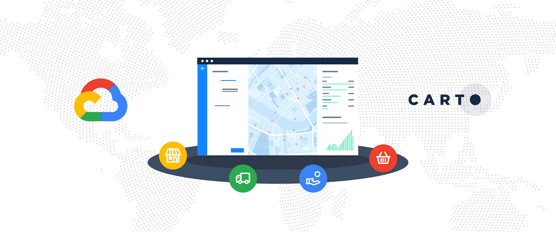 How Google Cloud & CARTO power geospatial analysis at scale