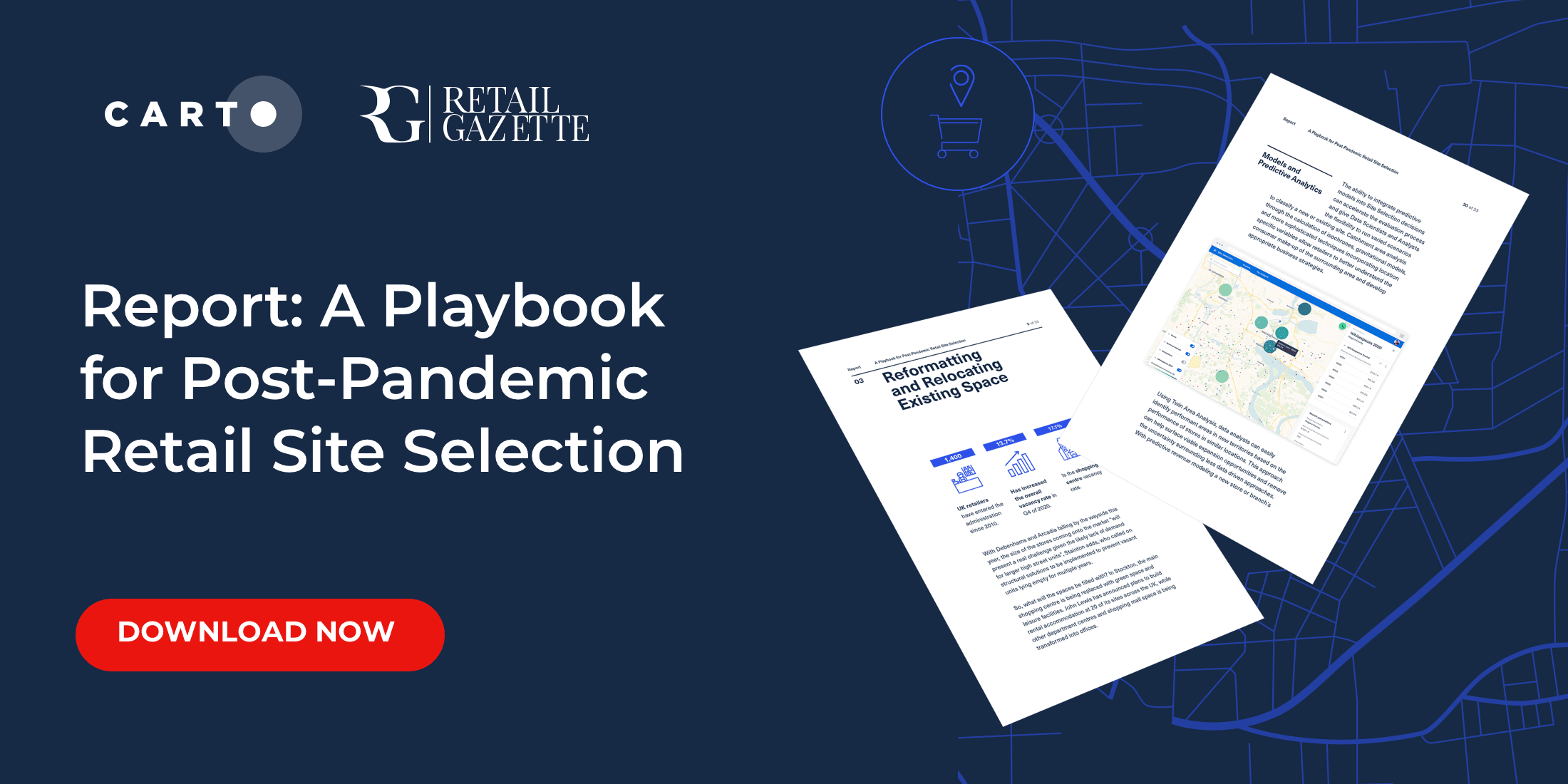 Retail Site Selection: Complimentary Post Pandemic Playbook