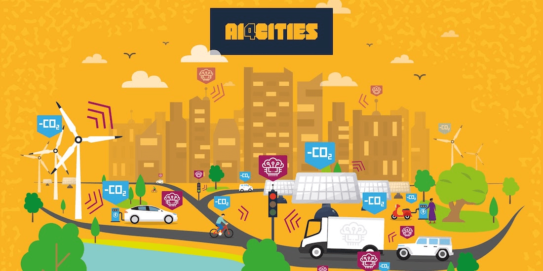 CARTO selected by AI4Cities to accelerate City Sustainability