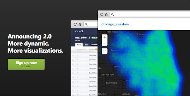 announcing CARTODB 2.0