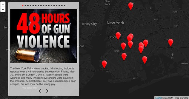 map of nyc gun violence