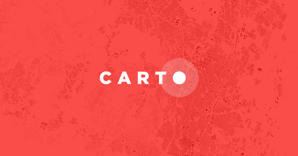 Unlock the power of spatial analysis — CARTO